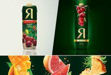 Beverages Packaging Design