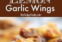 appetizer wings
