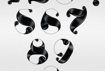Typography / by Dark-Liquid