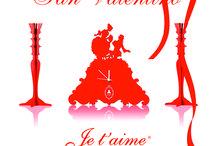 """""""Je t'aime (pour toujours)"""" / collezione di complementi d'arredo"""