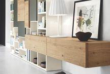 Lowboard & Wohnzimmerschrank