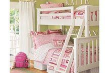 Shared Bedroom for Girls