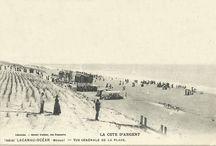 Cartes postales Anciennes Lacanau / Lacanau, Aquitaine, Médoc, France, 33