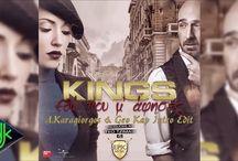 New promo song... Kings - Εδώ Που Μ' Άφησες (A.Karagiorgos & Geo Kap Intro Edit) 2A - 102