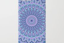 Funky Cell Phone Cases / This board is all about cell phone cases. Bright, colourful, fractals, mandalas, original artwork, unique and bold!  Stand out amongst your friends with one that is really cool!