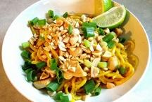 Asian Food / by Stephanie Wortendyke