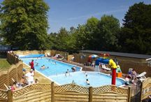 East Sussex Caravan Hire / Private static caravans for hire on holiday parks in East Sussex