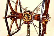 Steampunk Lego / by Hot Legos