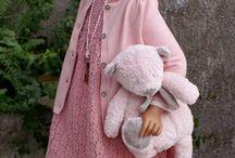 Angela Sutter's dolls