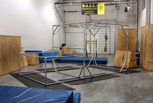 Fitness Gym Playground Structures