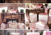 BABY  SHOWERS / FUN, COLORFUL & VERY PRETTY