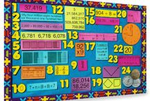4th grade math / by Amy Hackley