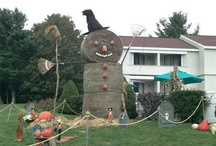 Fall in Ogunquit Maine / Sampling of our decorations and local fall flaire in Southern Maine