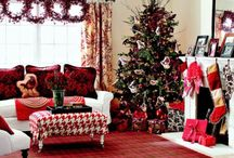 Christmas/winter decorating and crafts / by Michelle Friend