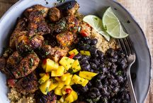 Cuban Food and Drinks / Tickle your tastebuds