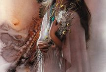 beatiful native pictures / by Brenda Johnson