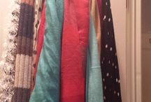 Organizing: Closets & Clothes / Research and tips on organizing your closets and clothes.  / by Abigail Owen