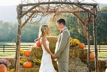 Weddings: for the fall/autumn bride