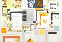 October 2015 This Life Noted kit by Scraptastic Club / October 2015 This Life Noted kit by Scraptastic Club