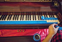 Piano make over / by Janitsy Anderson