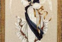 Cross stitch patterns I have made! / by Teresa Lowery