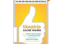 Social Media Books / A selection of books I've come across relating to social media that have helped with the growth and development of my skills. / by Russell Brooks Social Media Guy