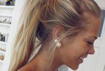 Haare und kosmetik