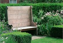 Garden Furniture and Decor / by Cindy Cleveland Rigney