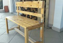 Pallets and wood constructions!!!
