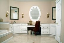 bathrooms / Here at Brighton Cabinetry we do more  than kitchen cabinets.  We do everything including bathroom builds.
