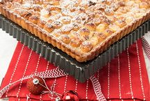 Macadamia tarts
