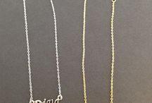 necklace oranization
