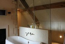 Master Bath / by Amy Eubanks