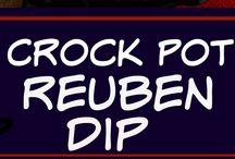 crock pot dips