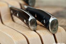 Cuchillos Wüsthof Classic Ikon / Una de las series de más alta calidad de Wüsthof.