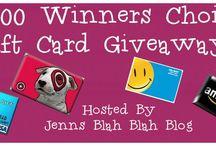 Blog Giveaways► Win IT!