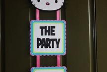Isabella Party Ideas
