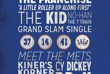 Amazin' Mets / by Jessica Reyes
