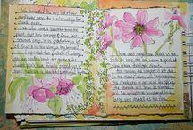 my writing & ideas to leave behind / by KarenFaye Dobies