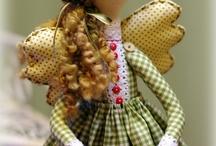 Muñecos de trapo
