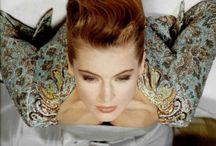 Dior Ad campaign retro