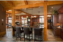Kitchen & Dining / Our clients have created some beautiful dining spaces. Enjoy.