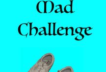 The MAD Challenge / Follow my journey as I seek to complete The MAD Challenge and raise money for Cancer Research.