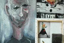 Artworks / by Jam Jimenez