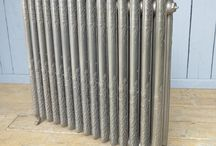 Ready to Go Radiators / We have a large quantity of Carron Cast Iron Radiators of various sizes that are already built up ready for a next day delivery.  UKAA have in stock a large range of popular sellers all made up ready for immediate dispatch including all radiator accessories. All are in grey oxide primer which allows you to finish them in your choice of colour. All of our Radiators are tested to British Standards BS EN 442-1 and BS EN 442-2.