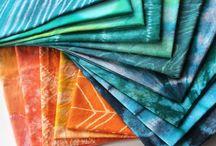 fabric dye techniques
