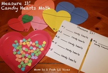 1st Grade February  / by Gina Steen