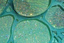 Turquoise fantasies