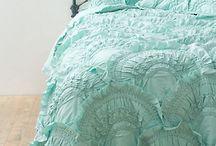 Одеяла, покрывала, текстиль