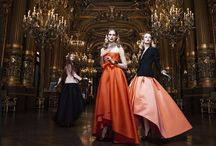 haute couture inspirations
